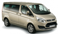 Ford Torneo (Automaat, 9 personenbus)